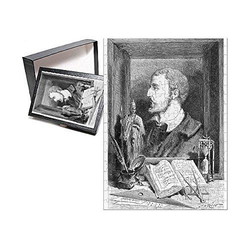 252 Piece Puzzle Of Girolamo Cardano (607321)