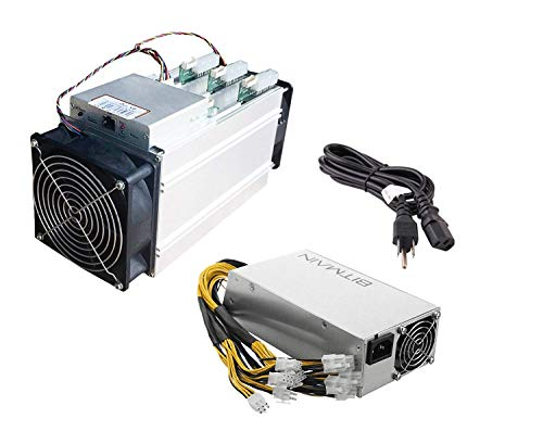Adba V9~4TH s @ 0 253W GH Bitcoin Bitcoin Cash ASIC Miner with PSU