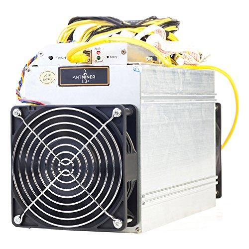 AntMiner L3  ~504MH s @ 1 6W MH ASIC Litecoin Miner
