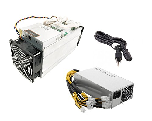 AntMiner S9i @ 0 094W GH 16nm ASIC Bitcoin Miner (S9i 14 0TH s   PSU)