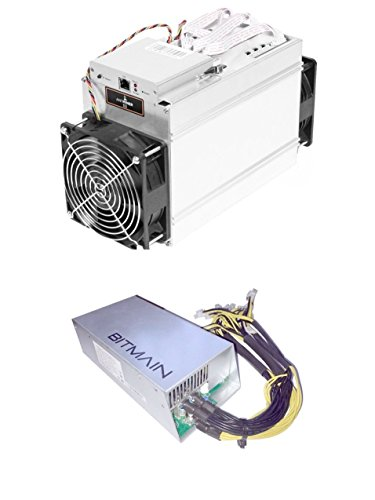 Antminer D3 19 3GH s X11 ASIC Dash Miner with Bitmain APW3   Power Supply Kit