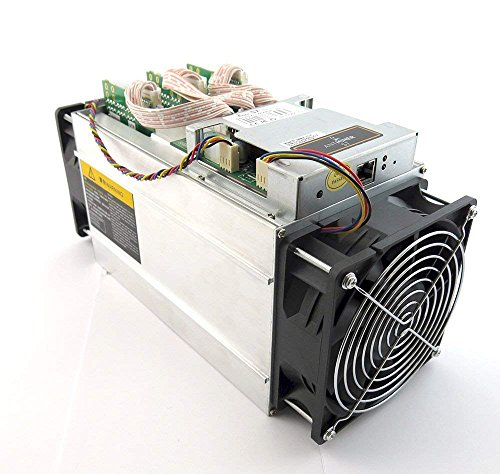 Antminer S7 ~4 73TH s With 2 Fans @  25W GH 28nm ASIC Bitcoin Miner