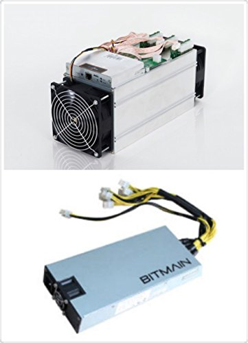 Antminer S9 ~13TH s @0 1 W GH 16nm ASIC Bitcoin Miner with APW3 -12-1600 PSU