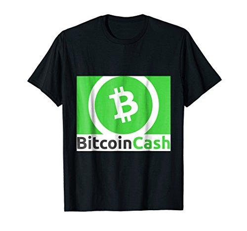 Bitcoin Cash BTG Blockchain Crypto Tee