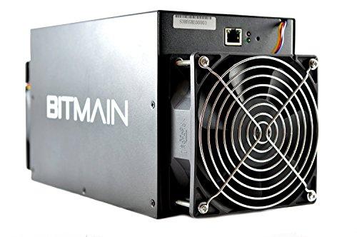 Bitmain AntMiner S3  453Gh s @ 0 78 J Gh Digital miner
