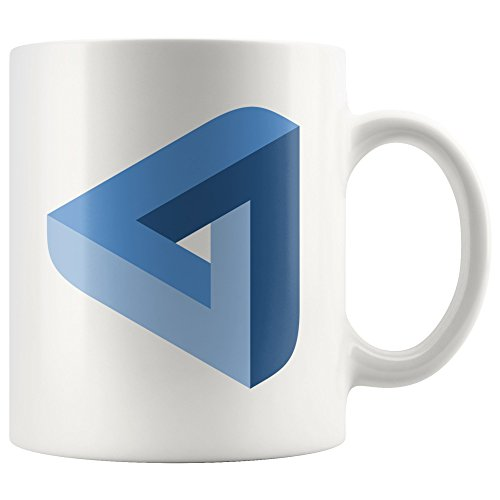 Crypto and Tech Gear MaidSafeCoin (MAID) Symbol Coffee Mug