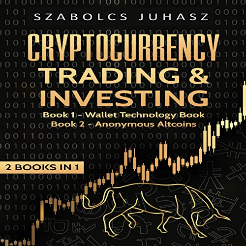 Cryptocurrency Trading   Investing  Wallet Technology Book  Anonymous Altcoins