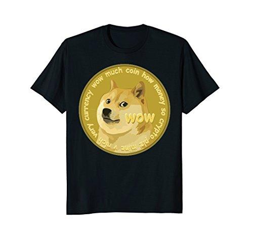 Dogecoin Shirt - DOGE Shirt - For Men  For Women HODL Shiba