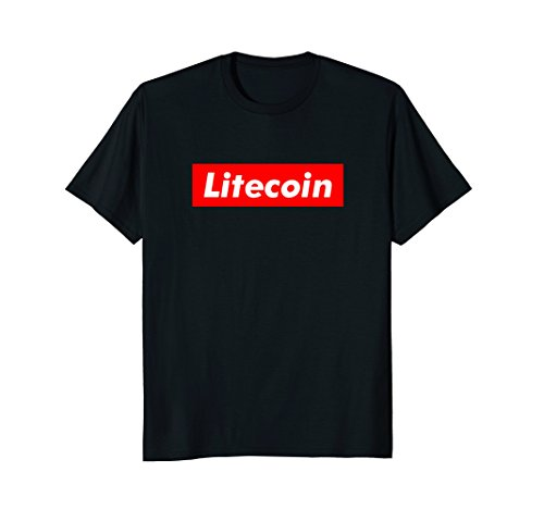 Litecoin Shirt - LTC Shirt - For Men  For Women