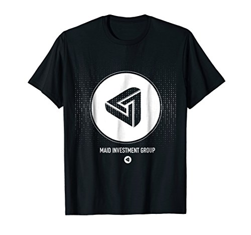 MaidSafeCoin (MAID) Investment Group T-Shirt Hodl