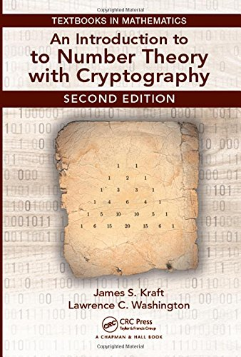 An Introduction to Number Theory with Cryptography (Textbooks in Mathematics)