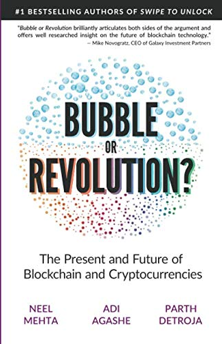 Blockchain Bubble or Revolution  The Present and Future of Blockchain and Cryptocurrencies